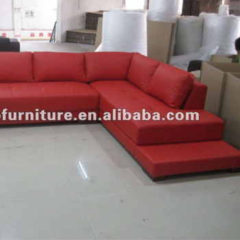 Red corner sofa 2226#, View cheap sofa, Evergo Product Details from Evergo  Furniture Co., Ltd. on Alibaba.com