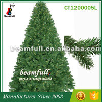 Alibaba China Hot Selling Low price 2012 New Style PVC Christmas Tree