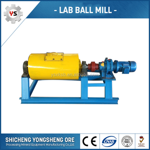 Laboratory Ball Mill / Small Ball Mill For Ceramic Industry
