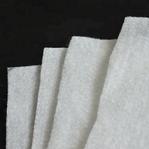 450g m2 Non-Woven Geotextiles polypropylene geotextile filter fabric