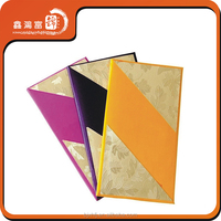 free sample provided indian wedding money gift envelopes with your own logo
