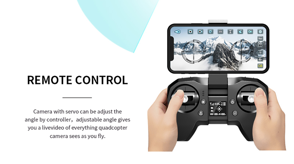 HOSHI Visuo ZEN K1 GPS RC Drone with 4K HD Dual Camera Gesture Control 5G Wifi FPV Brushless Motor Flight 28mins Drone