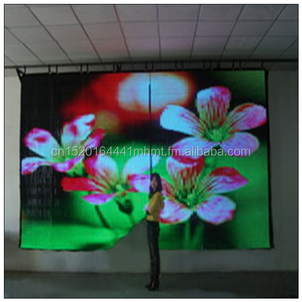 weichi P9 p10 full color Soft <strong>LED</strong> <strong>Display</strong> for advertising/decor/<strong>led</strong> rgb module/new innovative products hot sale