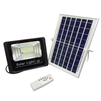Waterproof outdoor led solar light 40w Solar Powered Street Flood Lights for garden,courtyard and playground
