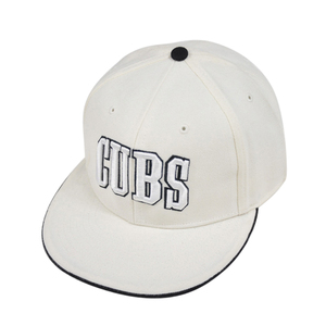 High quality embroidered baggy cricket cap sandwich snapback flexfit cap