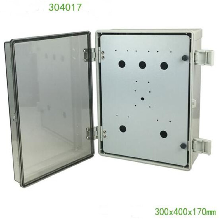 Transparent Junction Box European-style Waterproof Electric junction Box