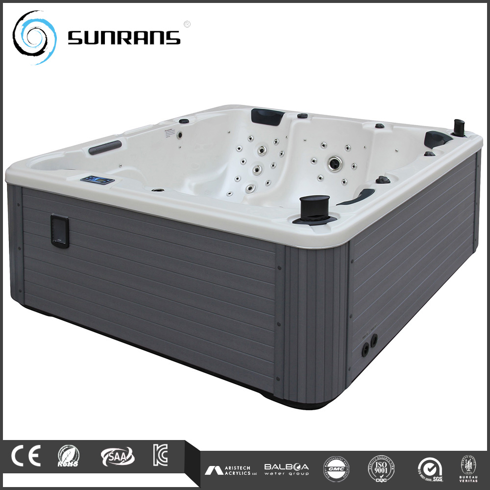 Hot Sale CE Approved US Aristech Acrylic Outdoor Spa Dutch Tub