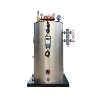 Vertikal Steam Boiler