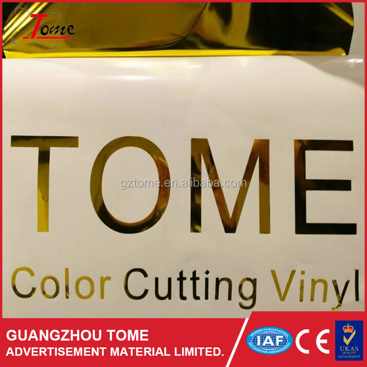 Color PVC Material Bus Sticker Advertising Cutting Vinyl Factory in Guangzhou