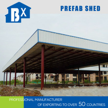 different color Prefab Shed on sale