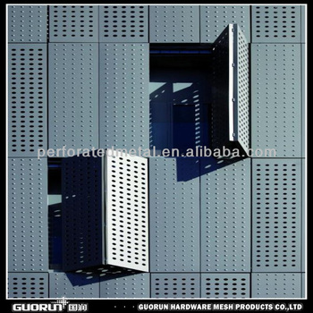 perforated metal sheet window shading buy perforated