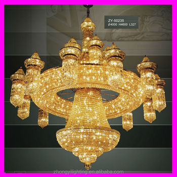 Best crystal hotel hotel lobby hall big chandeliers big project best crystal hotel hotel lobby hall big chandeliers big project pendant light lamp aloadofball Image collections