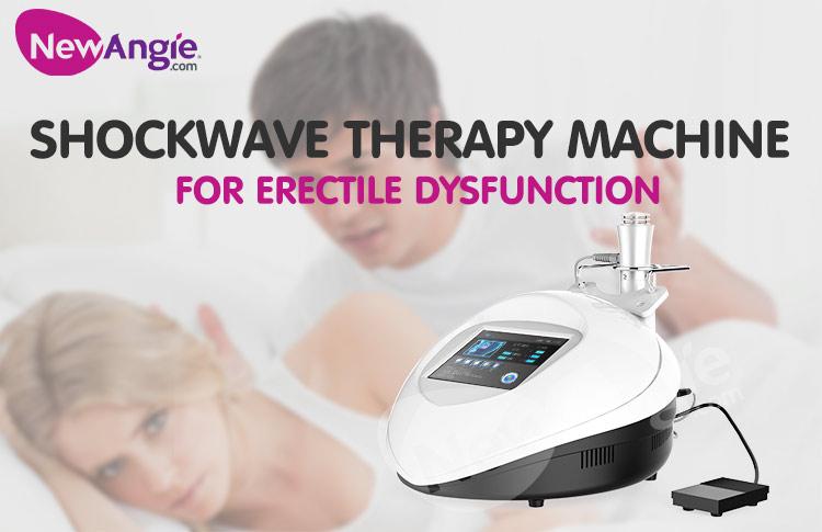 Physiotherapie fokussierten schockwelle therapie für erektile dysfunktion