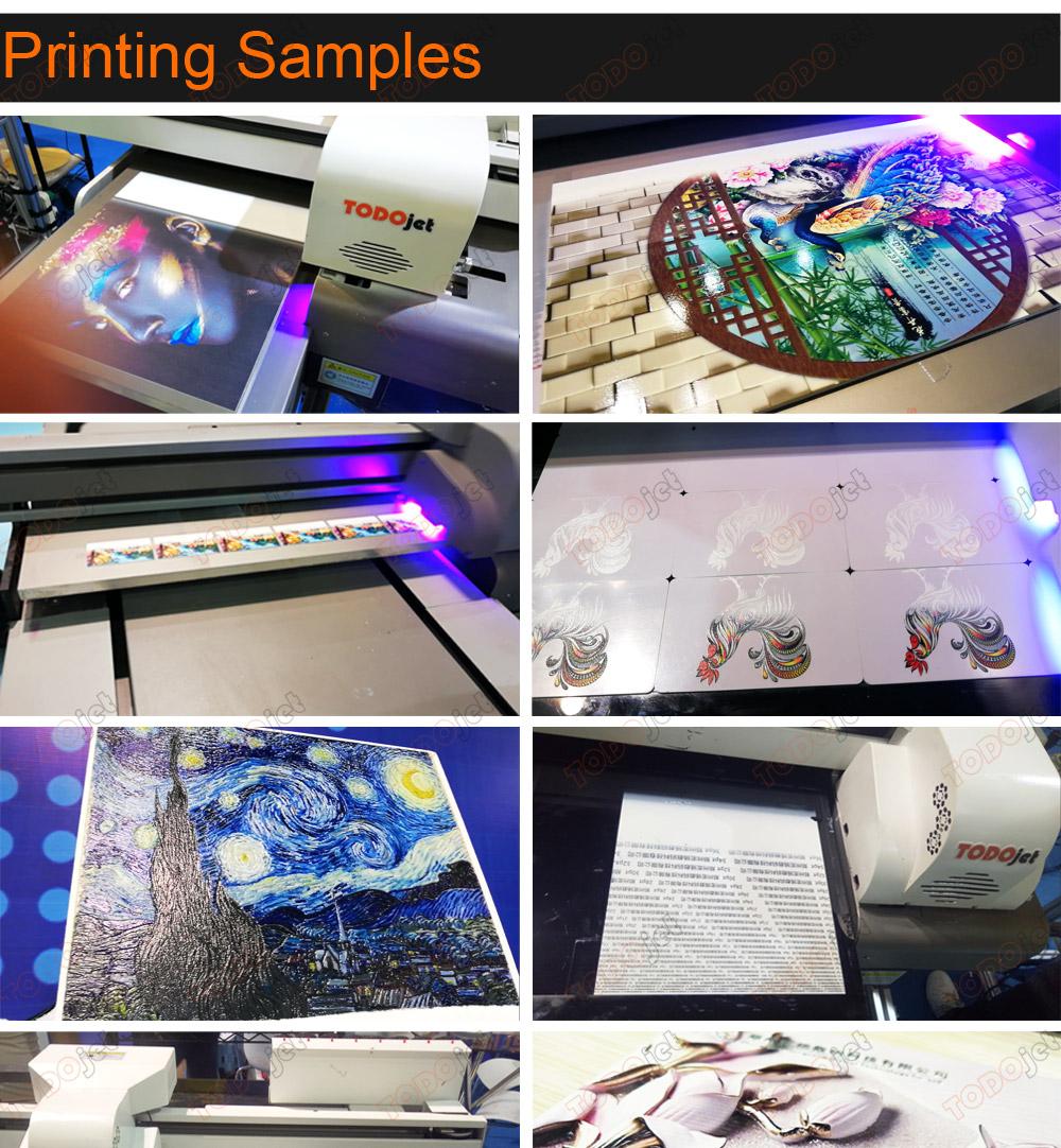 TODOjet mobiele achterkant printer pvc flyer metalen glazen fles pen drukmachine