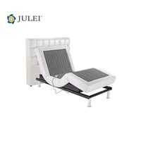 Wholesales modern home furniture bedroom set electric massage bed