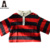 DATA Baby Girls` Top Sale Nine Points Sleeve Stripes Polo Shirts