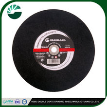 glass resin bonded yuri cut off wheel/cutting disc and grinding disk