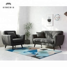 European style modern home furniture couch living room fabric sofa set