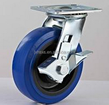 customize any caster and wheel for trolly wheel