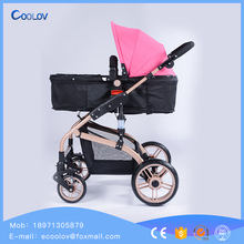 New Design Baby Stroller 3 in 1 Baby Carriage