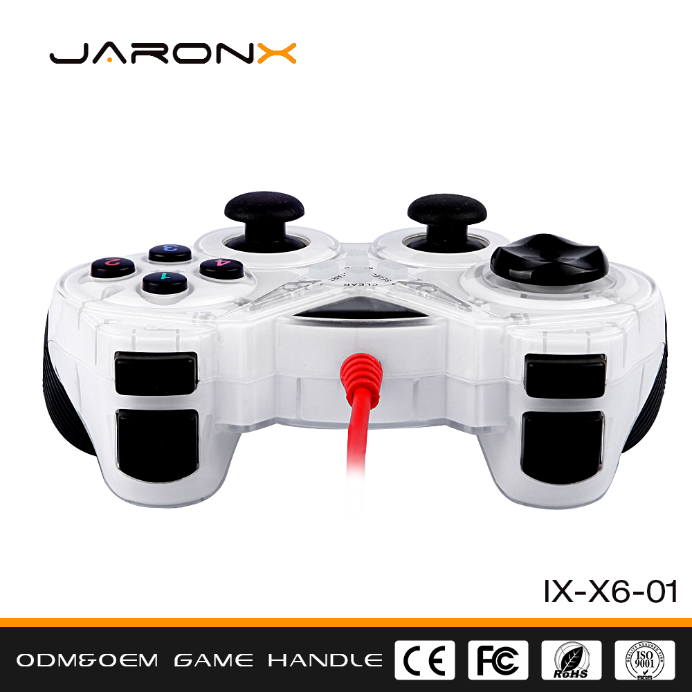China Supplier CE Certification Support ODM OEM PC Controller Support vista/7/8/8.1/10, video game controller
