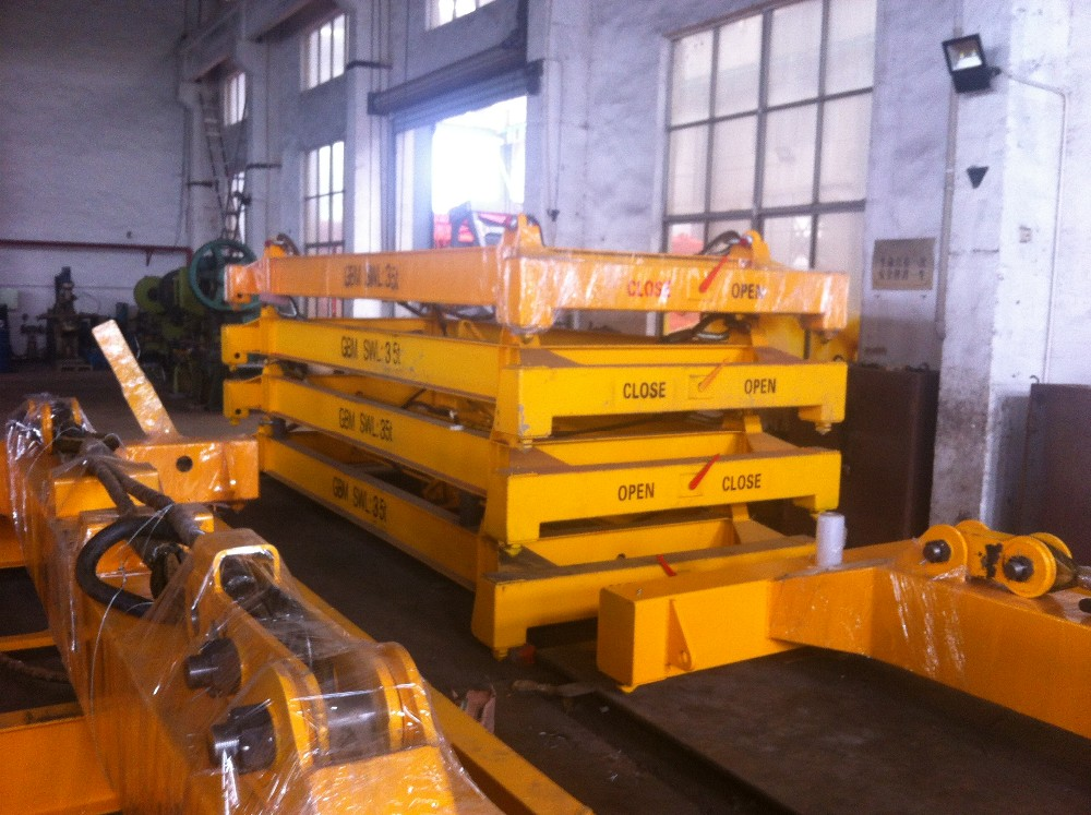 40ft Shipping Container >> Iso Standard Twist Lock 40ft Container Spreader Lifting 40 ...