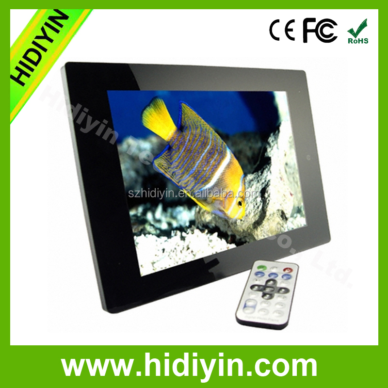 10.1 inch full hd open play bulk digital photo frame with bluetooth wifi