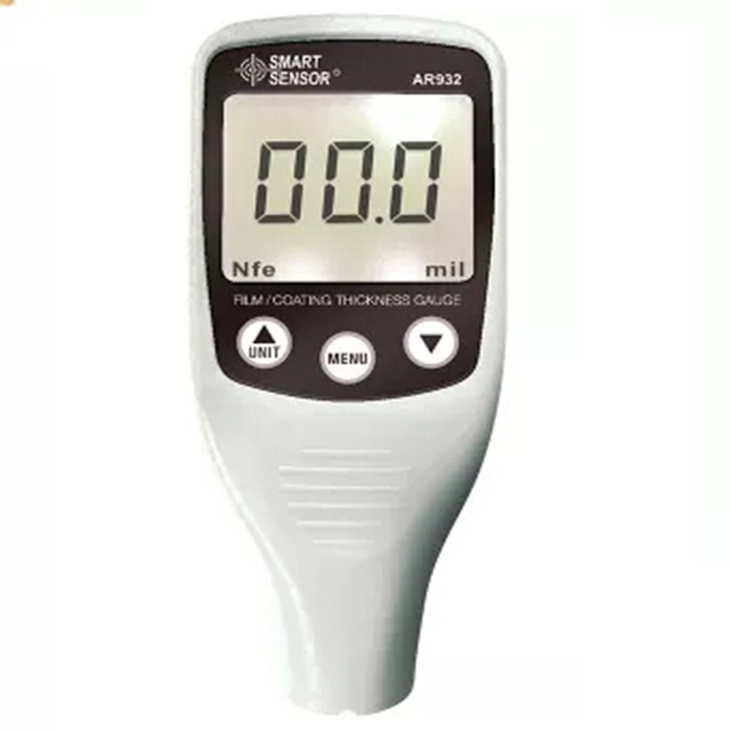 Digital Coating <strong>Thickness</strong> Gauge 0~1500um paint <strong>thickness</strong>