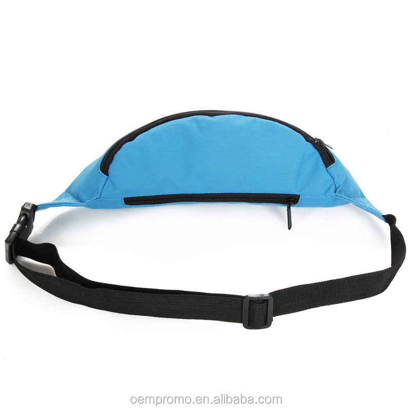 New Women Waist Pack Fashion Waterproof Nylon Ladies Fancy Chest Bag