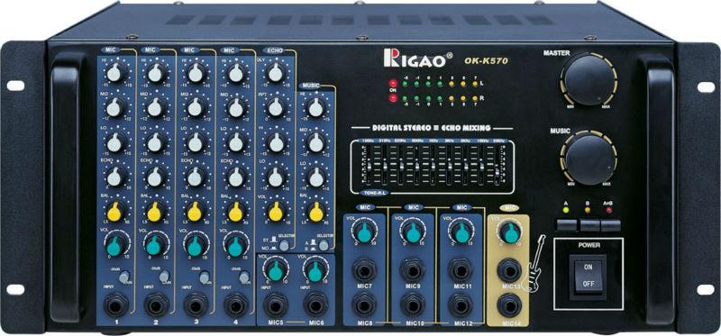 karaoke amplifier buy professional karaoke mixer amplifier karaoke