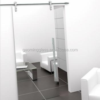 Scorrevole Singolo Fienile Porta In Vetro A Specchio - Buy Scorrevole  Singolo Fienile Porta In Vetro A Specchio,Scorrevole Singolo Fienile Porta  In ...