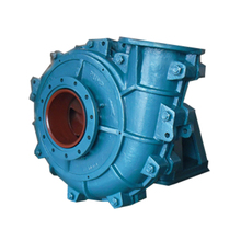 single stage alloy liner slurry belt driven water pump