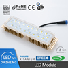 DC 12V Waterproof 18pcs SMD3535 cool white led street light module for tunnel lamp