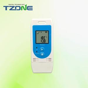 2018 new device Digital Humidity And Temperature Data Logger Cold Chain Logistics USB monitoring recorder China for fruits