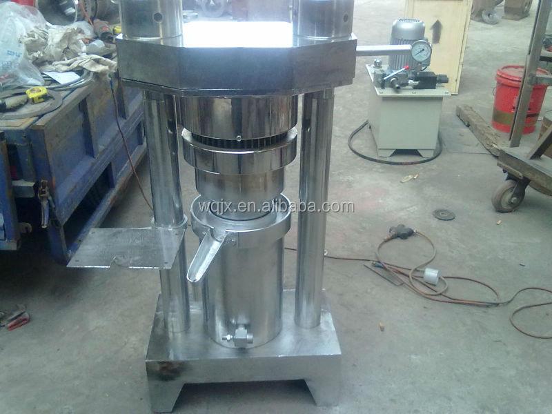 olive press machine