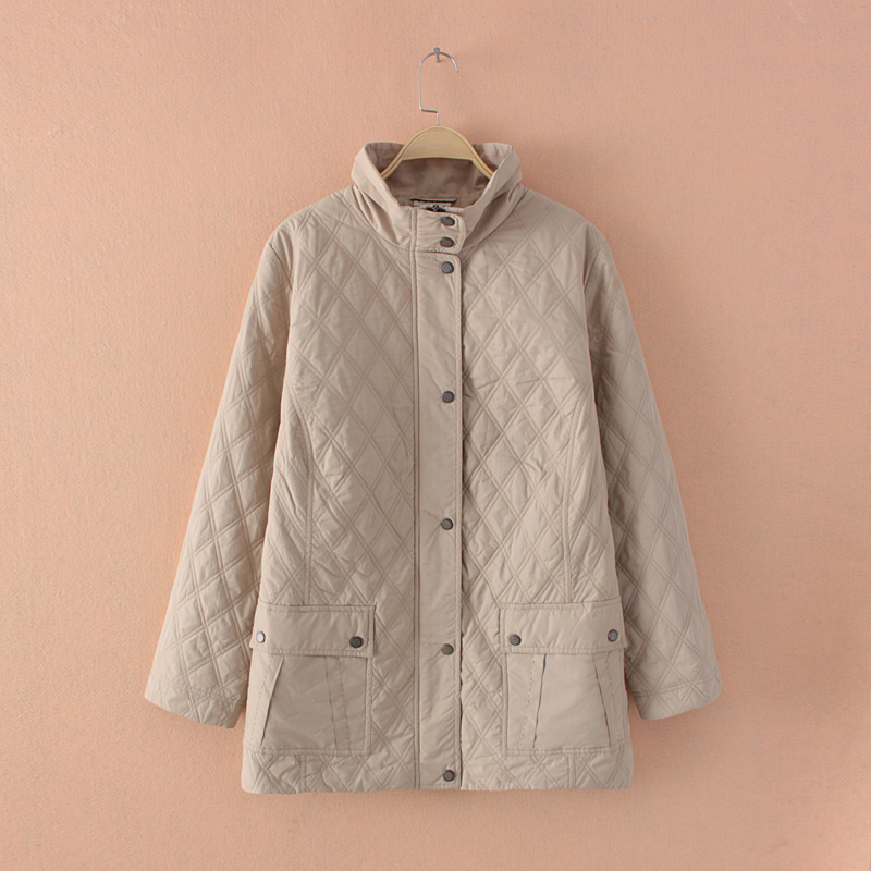 Quilted Jackets Bigsize Woman 6