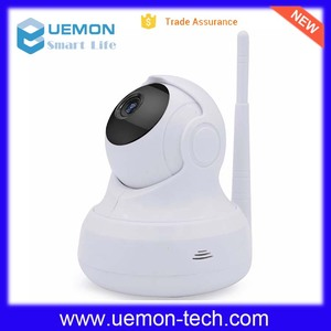 Smart Home security system hd hideen ip camera 433 mhz