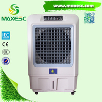 Electrical new house cooling system noiseless dc powered air conditioners