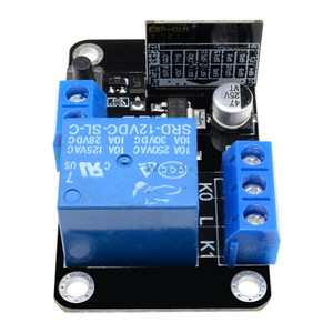 ESP8285 Replace ESP8266 DC 12V WiFi Wireless Smart Switch Cycle Timer Delay Relay Module For Android App Control Smart Home