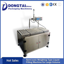 Oil Filling Weighing Machine
