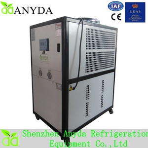 High efficient juice liquor shot chiller machine