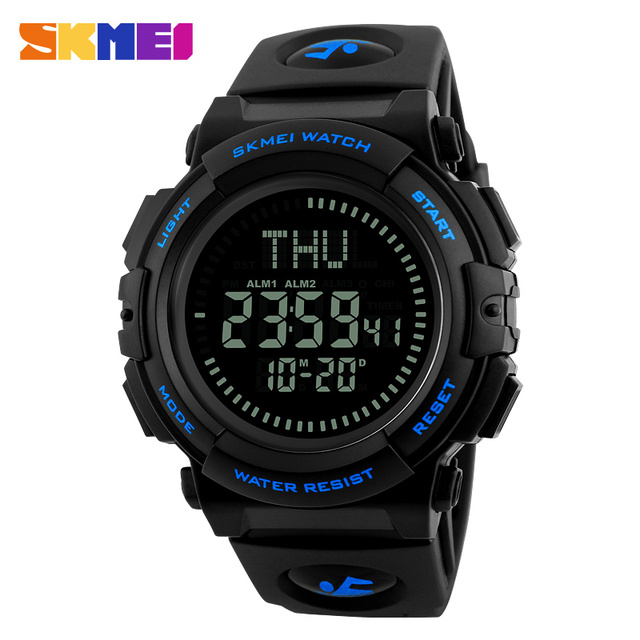 Skmei 1290 Alibaba com branded compass watches smart me wrist watch