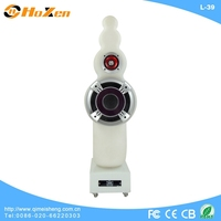 2013 new model!! single 12in rechargeable trolley speaker with usb and sd,remote control,wireless mic