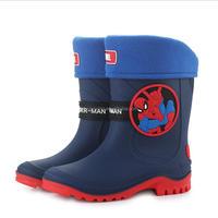 High Quality Rain Boots For Kids PVC Children Rain Boots Kids Fur Boots