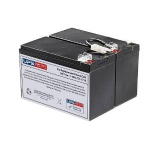 APC Back-UPS NS 1250LCD (BN1250LCD) - Brand New Compatible Replacement Battery Pack