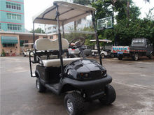 OEM 4 passengers electric golf cars for sale,Cheap golf cars with Curtis controller and CE Approval