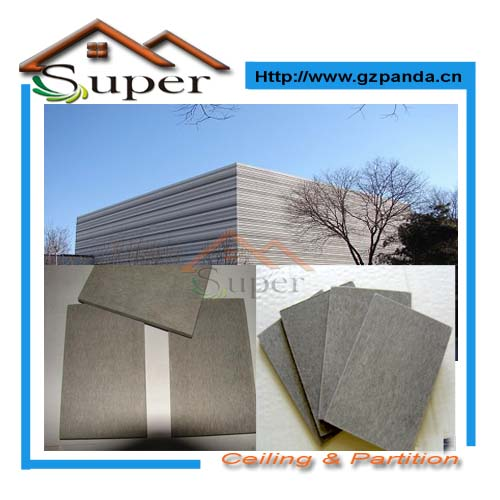 Fiber Reinforced Concrete Cement Board