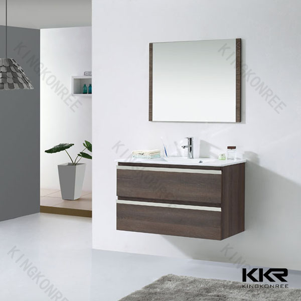 Lavabo Coin : Kkr salle de bains coin meuble lavabo avec miroir salon