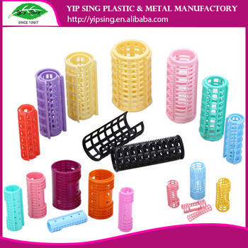 Salon Home Magic Magnetic Hair Curler Plastic Snap On Rollers