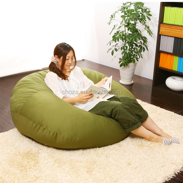 F51108A 1hot Selling Cool Bedroom Furniture Durable Comfortable Filling  Bean Bag Chair